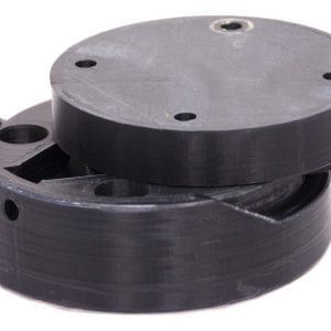 Light manual mecanic clutch